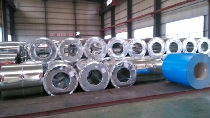Color Coated Galvanized Steel Coil Plate Jis G3312 Cgcc